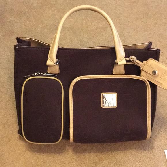 Diane Von Furstenberg Bags   Dvf Work Or Travel Bag   Poshmark 6ba62633f2